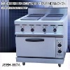 best electric range, JSEH-887A electric range with 4-burner and oven