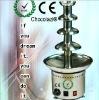 bowl detachable 4 layers electric chocolate fondue fountain maker