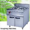 buffet food warmer JSGH-984 bain marie with cabinet ,food machine