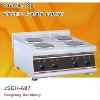 camping electric cooker, counter top electric 4 plate cooker