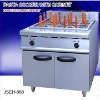 camping electric cooker, pasta cooker with cabinet