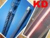 carbon heater tube 28