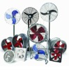 caron industrial exhaust / cooling fan with best motor