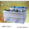 chip fryer DF-12L-2 counter top electric 1 tank fryer(1 basket)