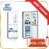 combi fridge freezer BCD-178H