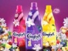 comfort inn,Fabric Softener Comfort Concentrate one time creative strawberry flavor and bright emerald orchid