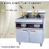 cooking machine DF-26-2A electric 2 tank fryer (4 basket)