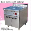counter top cooking equipment, bain marie with cabinet