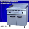counter top electric griddle, DFEH-886 griddle with cabinet