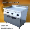 counter top gas griddle, griddle with cabinet