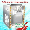 counter top ice cream making tool with CE