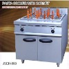 counter top pasta cooker, pasta cooker with cabinet