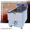 deep fryer counter top electric 1 tank fryer(1 basket)
