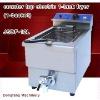 deep fryer machine DF-12L counter top electric 1 tank fryer(1 basket)