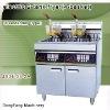 deep fryer machine DF-26-2A electric 2 tank fryer (4 basket)