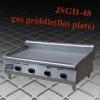 desk type gas griddle(flat plate),JSGH-48