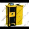 domestic wood pellet hot water boiler