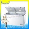 double door deep freezer from 450~1000L with CE