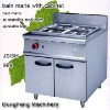 electric bain marie food warmer JSGH-984 bain marie with cabinet ,food machine