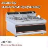 electric chips fryer, DF-685 counter top electric 2 tank fryer(2-basket)