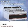 electric double fryer, DF-685 counter top electric 2 tank fryer(2-basket)