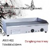 electric flat plate griddle, electric griddle(1/2flat&1/2 grooved)