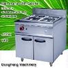 electric food warmer JSGH-984 bain marie with cabinet ,food machine