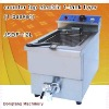 electric fryer counter top electric 1 tank fryer(1 basket)