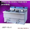 electric griddle counter top electric 1 tank fryer(1 basket)