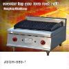 electric grill lava rock, DFGH-989-1 counter top gas lava rock grill