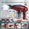 electric handy steam cleaner,intelligent vacuum cleaner,wet dry steam vacuum cleaner