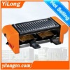electric indoor grill for 2 persons