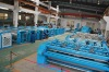 electric ironer, flat ironing machine,laundry shop equipment