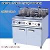 electric pressure fryer, electric 3 tank fryer (3basket)