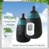 electric single bottle wine cooler