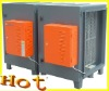 electrostatic air purifier for fume collecting