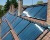 evacuated tube pressurized solar collector