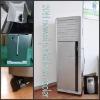evaporative cooler with remote control