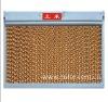 evaporative pad wall