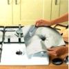 fiberglass non-stick gas hob protectors liner