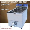 fish and chips fryers counter top electric 1 tank fryer(1 basket)