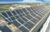 flat panel/flat plate Solar water heater project