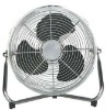 floor power fan Aluminum