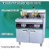 fryer pressure fryer, electric 2 tank fryer (4-basket)