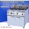 fryer pressure fryer, electric 3 tank fryer (3basket)