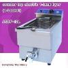 frying machine counter top electric 1 tank fryer(1 basket)