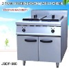 henny penny electric pressure fryer with pump,fryer with cabinet, dongfang machinery