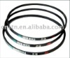 high quality classic rubber v belt for washing machine