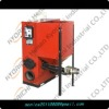 hot household biomass wood boiler