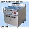 in car food warmer JSGH-784 bain marie with cabinet ,kitchen equipment